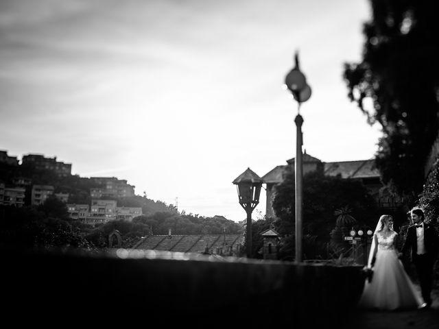 Il matrimonio di Mauro e Sarah a Arenzano, Genova 54