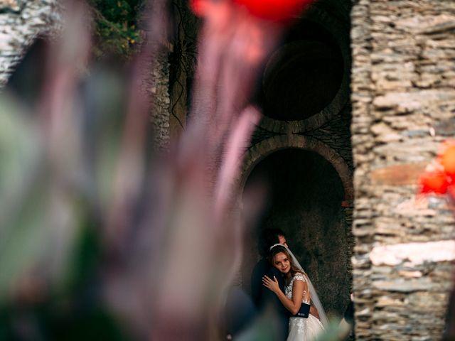 Il matrimonio di Mauro e Sarah a Arenzano, Genova 59
