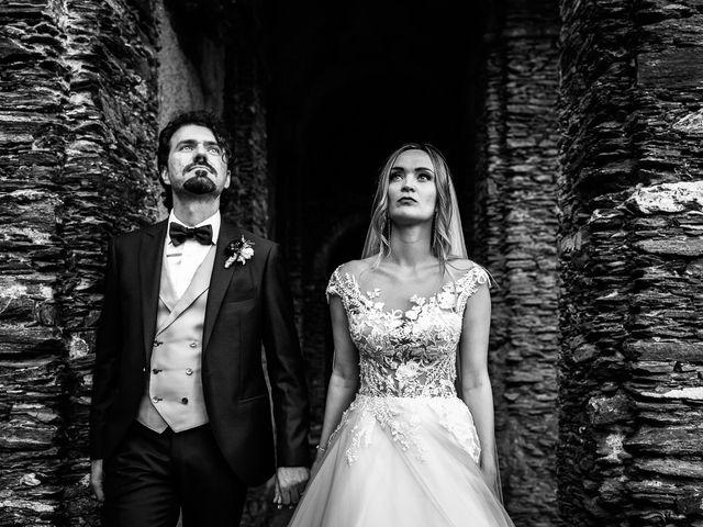 Le nozze di Sarah e Mauro