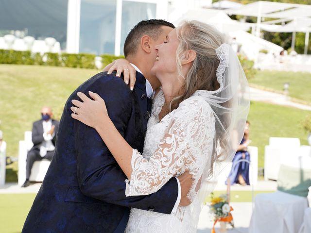 Le nozze di Krista e Fiorenzo