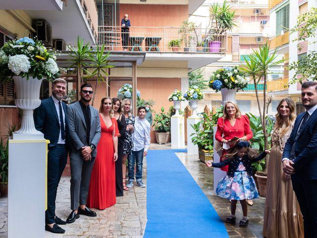 Il matrimonio di Gennaro e Marianna a Napoli, Napoli 40
