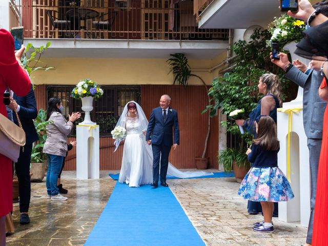 Il matrimonio di Gennaro e Marianna a Napoli, Napoli 41