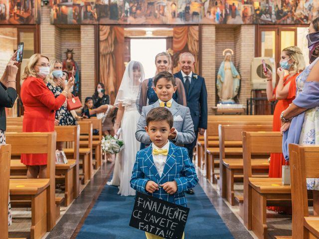 Il matrimonio di Gennaro e Marianna a Napoli, Napoli 49