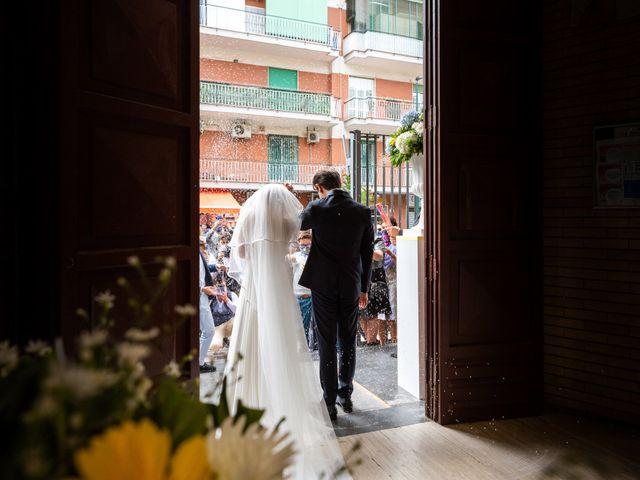 Il matrimonio di Gennaro e Marianna a Napoli, Napoli 64