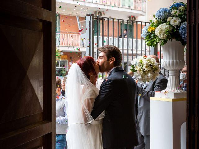 Il matrimonio di Gennaro e Marianna a Napoli, Napoli 65