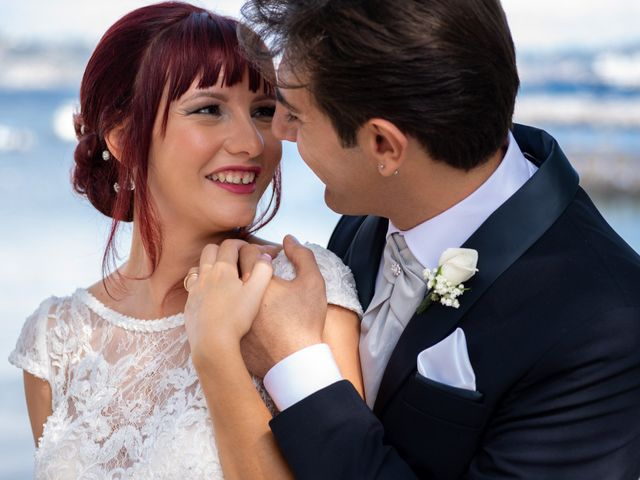 Il matrimonio di Gennaro e Marianna a Napoli, Napoli 67