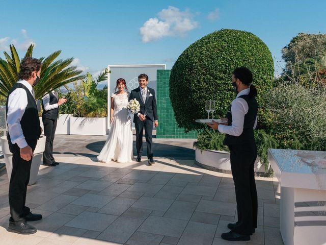 Il matrimonio di Gennaro e Marianna a Napoli, Napoli 80