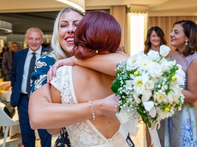 Il matrimonio di Gennaro e Marianna a Napoli, Napoli 99