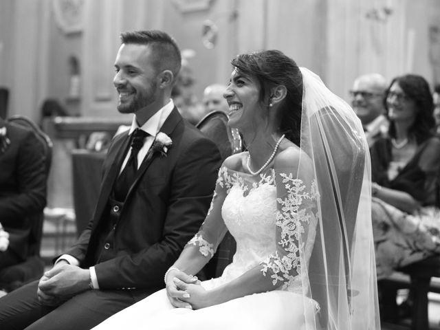 Il matrimonio di Carmen e Federico a Somma Lombardo, Varese 8