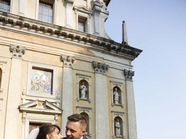 Il matrimonio di Carmen e Federico a Somma Lombardo, Varese 9