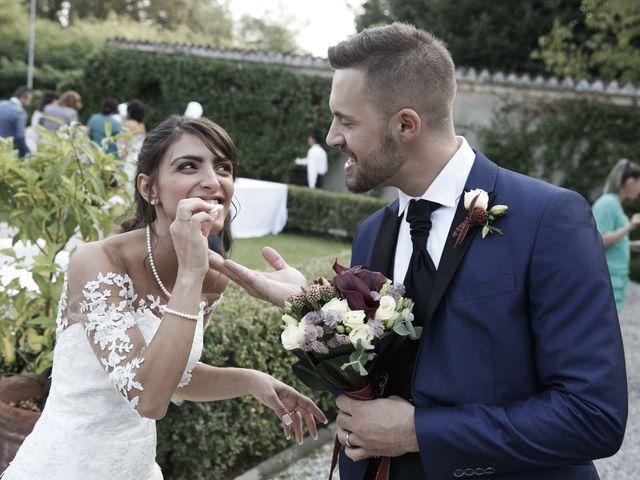 Il matrimonio di Carmen e Federico a Somma Lombardo, Varese 11