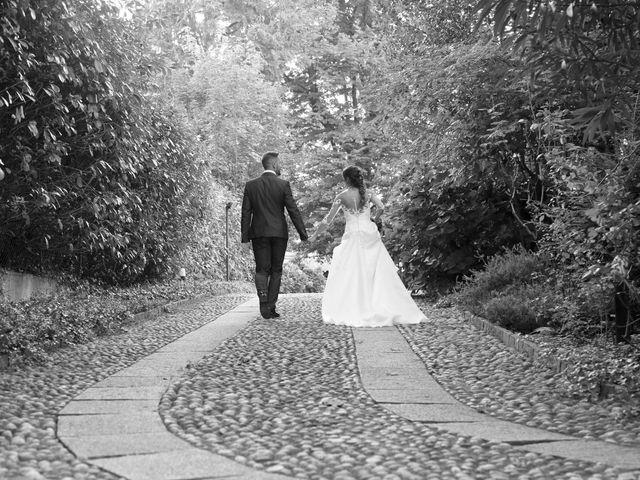 Il matrimonio di Carmen e Federico a Somma Lombardo, Varese 12