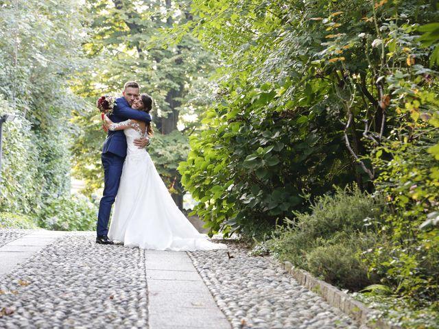 Il matrimonio di Carmen e Federico a Somma Lombardo, Varese 13