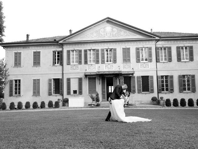 Il matrimonio di Carmen e Federico a Somma Lombardo, Varese 15