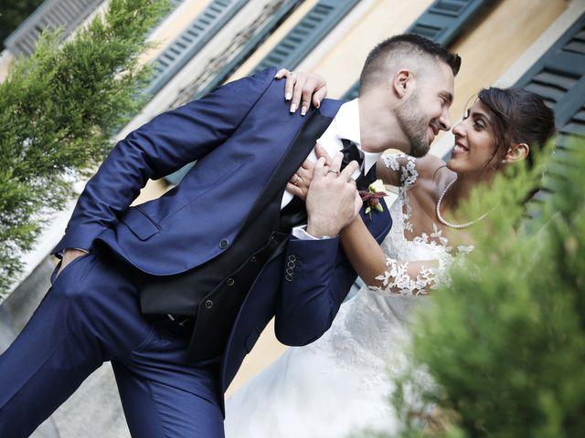 Il matrimonio di Carmen e Federico a Somma Lombardo, Varese 16