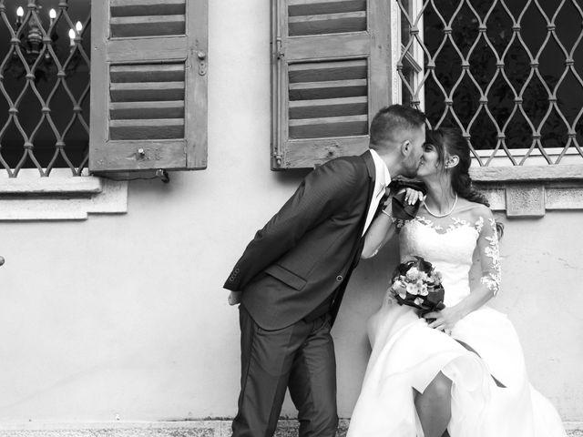 Il matrimonio di Carmen e Federico a Somma Lombardo, Varese 17