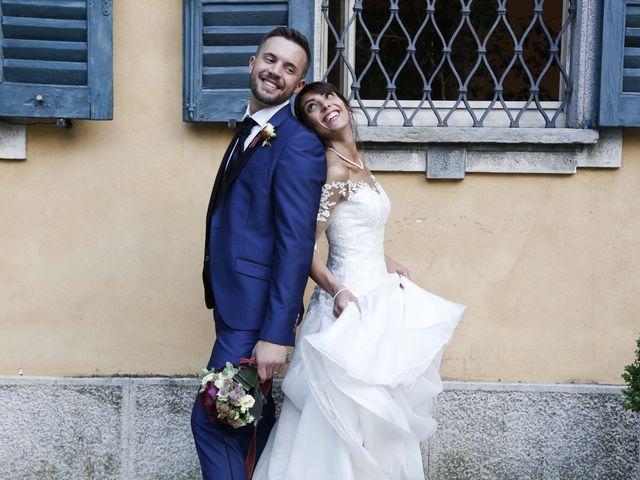 Il matrimonio di Carmen e Federico a Somma Lombardo, Varese 18