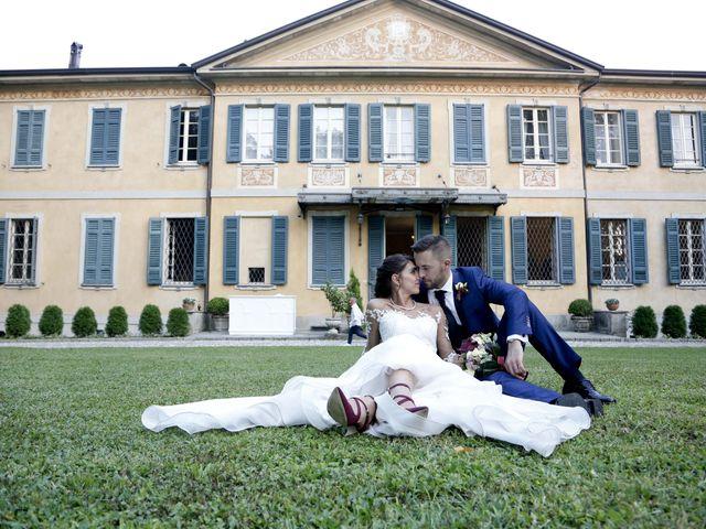 Il matrimonio di Carmen e Federico a Somma Lombardo, Varese 19