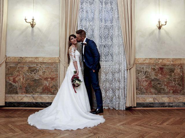 Il matrimonio di Carmen e Federico a Somma Lombardo, Varese 22