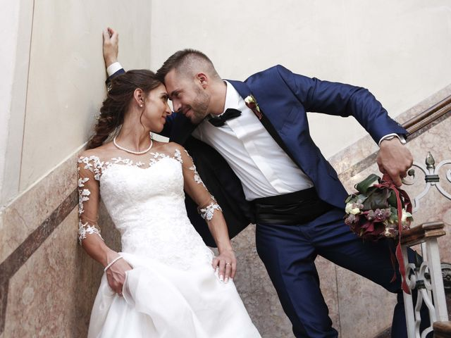 Il matrimonio di Carmen e Federico a Somma Lombardo, Varese 23
