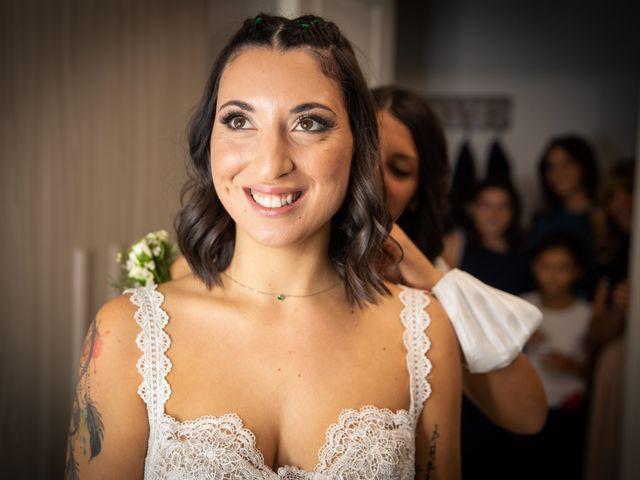Il matrimonio di Cristian e Valeria a Castelvetro di Modena, Modena 20