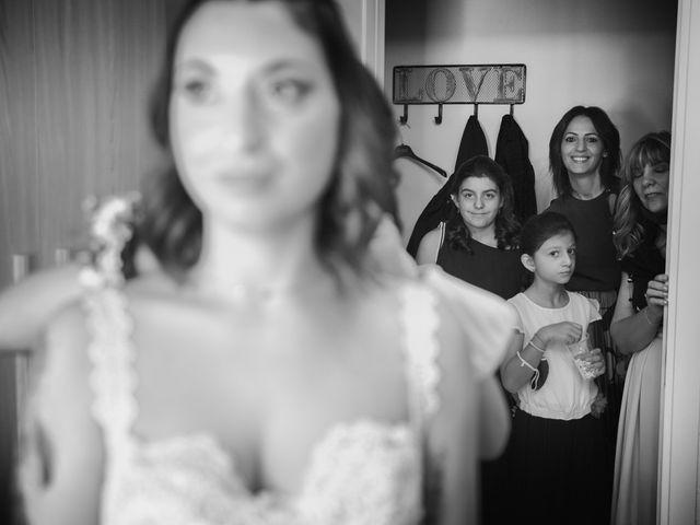 Il matrimonio di Cristian e Valeria a Castelvetro di Modena, Modena 21