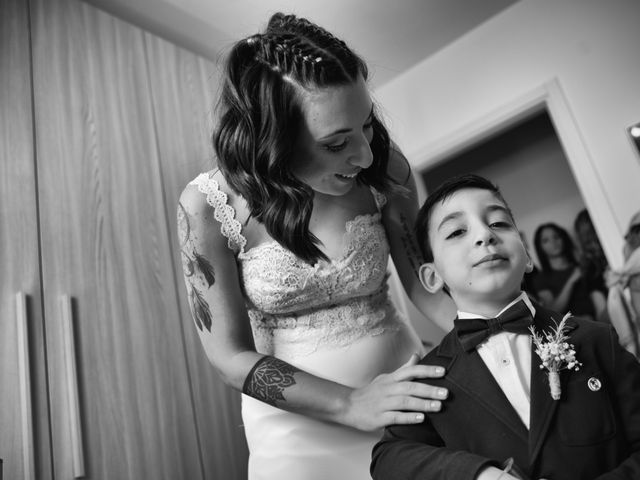 Il matrimonio di Cristian e Valeria a Castelvetro di Modena, Modena 23