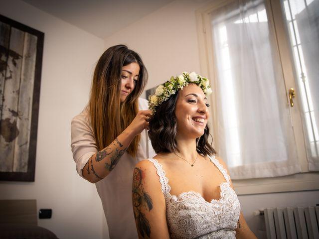 Il matrimonio di Cristian e Valeria a Castelvetro di Modena, Modena 25