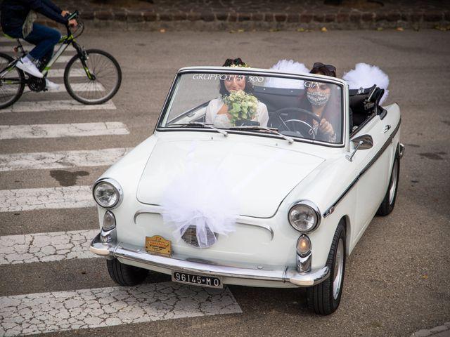 Il matrimonio di Cristian e Valeria a Castelvetro di Modena, Modena 33