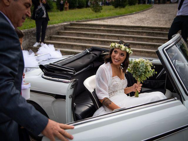 Il matrimonio di Cristian e Valeria a Castelvetro di Modena, Modena 34