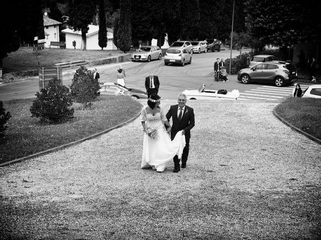Il matrimonio di Cristian e Valeria a Castelvetro di Modena, Modena 37