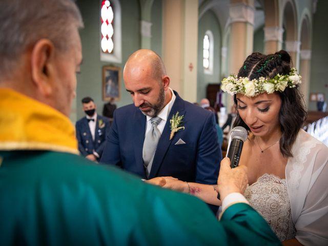 Il matrimonio di Cristian e Valeria a Castelvetro di Modena, Modena 43