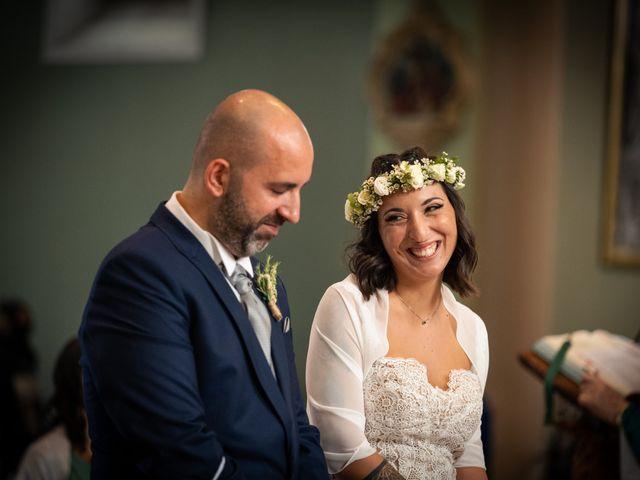 Il matrimonio di Cristian e Valeria a Castelvetro di Modena, Modena 46