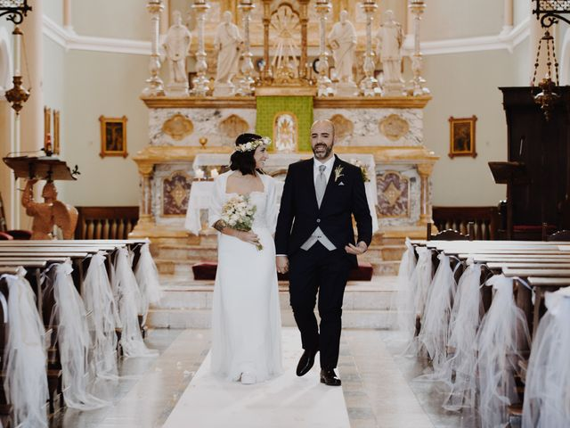 Il matrimonio di Cristian e Valeria a Castelvetro di Modena, Modena 51