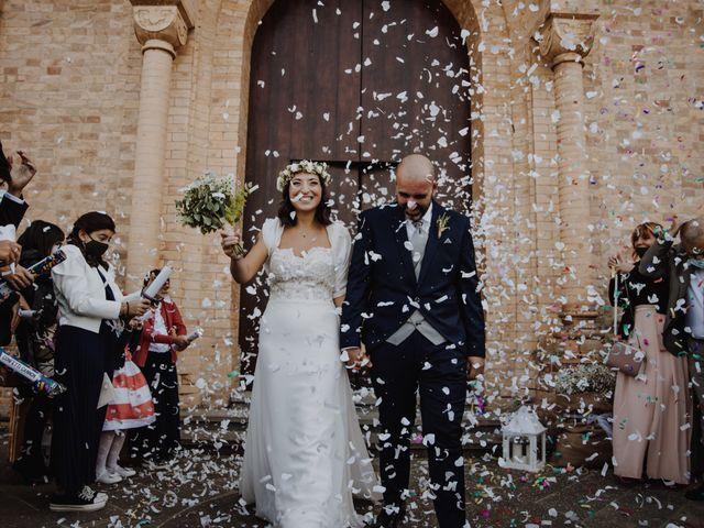 Il matrimonio di Cristian e Valeria a Castelvetro di Modena, Modena 54