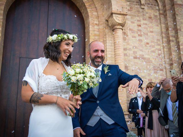 Il matrimonio di Cristian e Valeria a Castelvetro di Modena, Modena 55