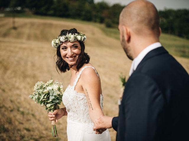 Il matrimonio di Cristian e Valeria a Castelvetro di Modena, Modena 1