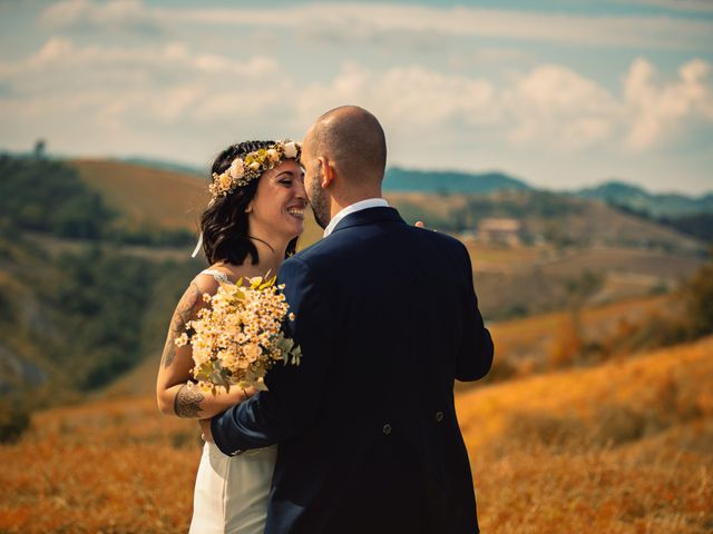 Il matrimonio di Cristian e Valeria a Castelvetro di Modena, Modena 64