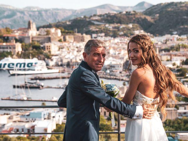 Il matrimonio di Stefano e Irene a Lipari, Messina 8