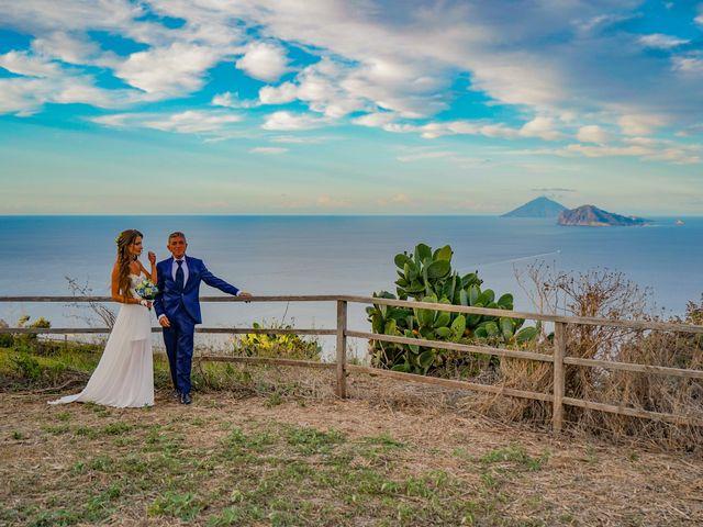 Il matrimonio di Stefano e Irene a Lipari, Messina 11