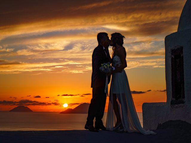 Il matrimonio di Stefano e Irene a Lipari, Messina 13