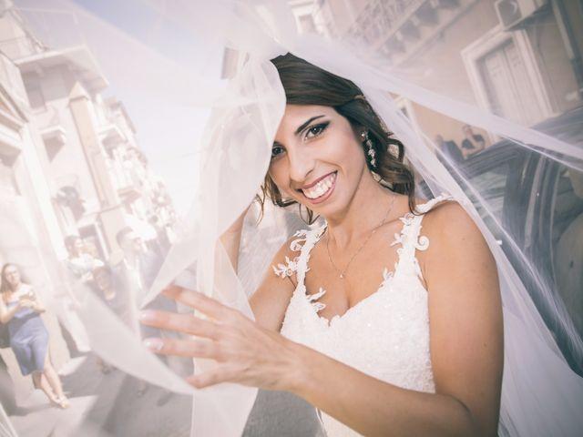 Il matrimonio di Gabriele e Lucia a Grammichele, Catania 25