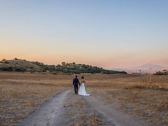 Il matrimonio di Gabriele e Lucia a Grammichele, Catania 38