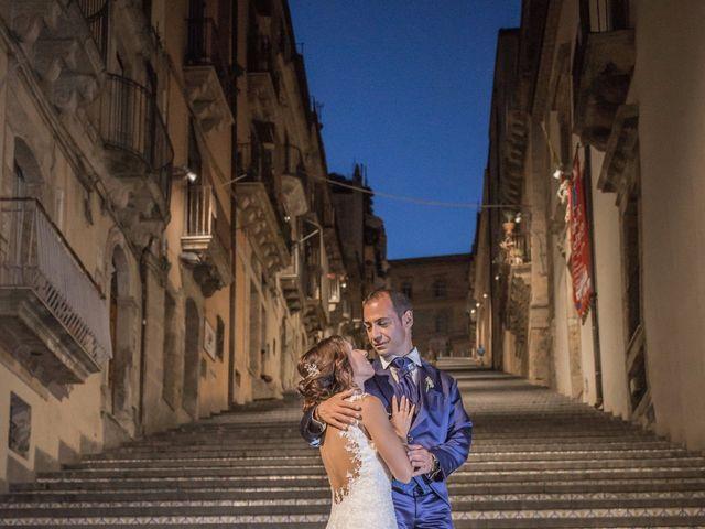 Il matrimonio di Gabriele e Lucia a Grammichele, Catania 39