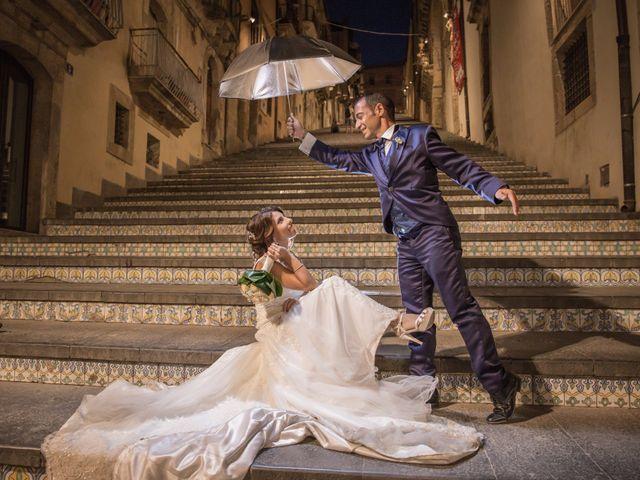 Il matrimonio di Gabriele e Lucia a Grammichele, Catania 41