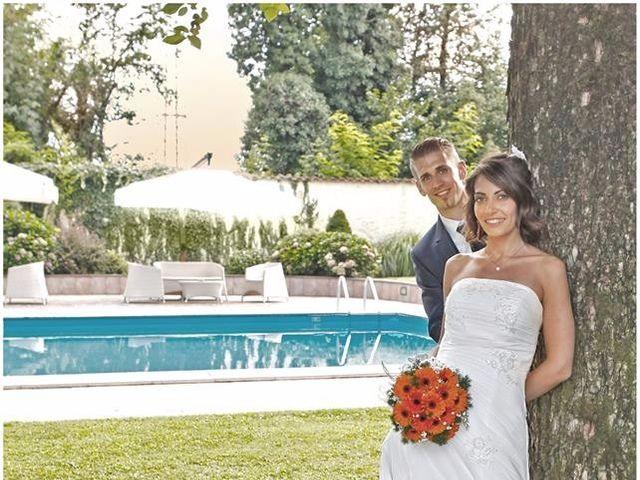 Il matrimonio di Nicola e Cristina a Pedrengo, Bergamo 8