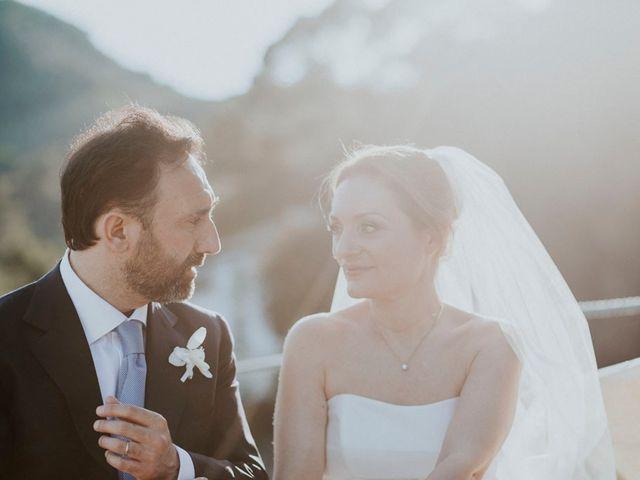 le nozze di Vittoria e Fabrizio