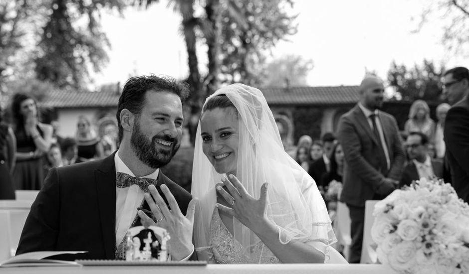 Il matrimonio di Davide e Mariagrazia a Ripalta Cremasca, Cremona