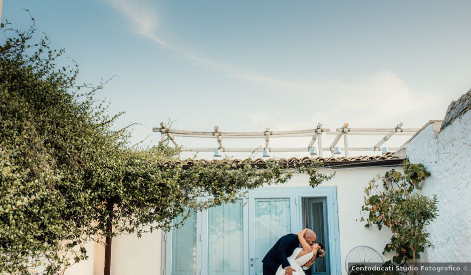 Il matrimonio di Michele e Dalila a Conversano, Bari
