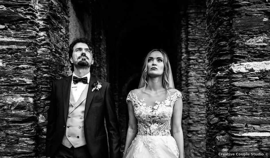 Il matrimonio di Mauro e Sarah a Arenzano, Genova